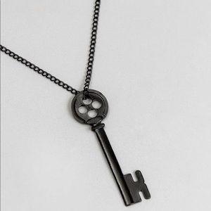 🆕 Men Key Charm Necklace